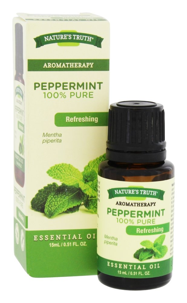 Nature Truth Essential Peppermint Oil