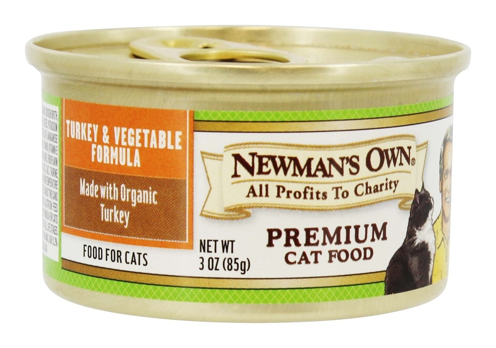 Where To Buy Newman S Own Cat Food