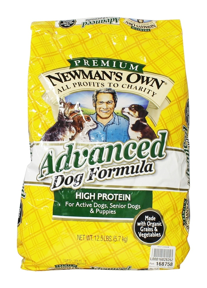 Newman S Own Advanced Dry Dog Food