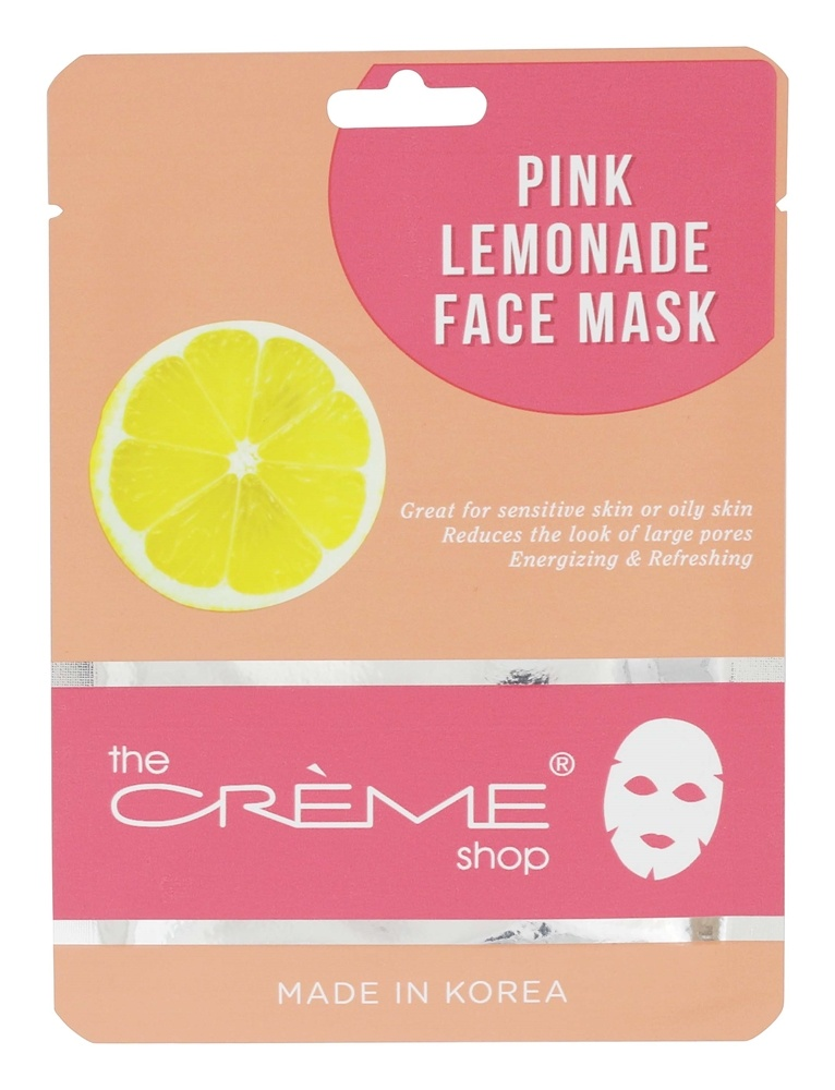 Avocado Face Sheet Mask - 1 Count by The Creme Shop (pack of 6) Greensations, Acne Killer, Skin Spray, 2 oz(pack of 6)