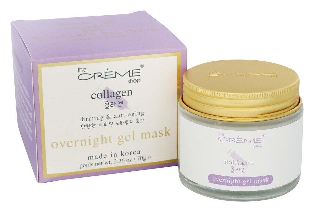 Collagen Overnight Gel Face Mask - 2 36 oz  by The Creme Shop