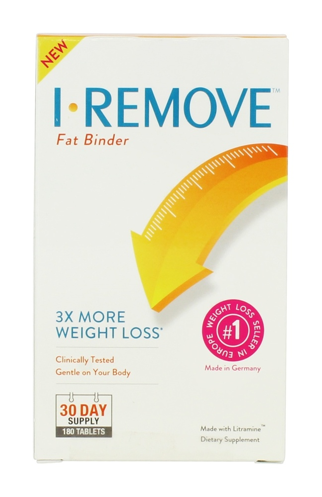 Buy I Remove Fat Binder Weight Loss Aid 180 Tablets At