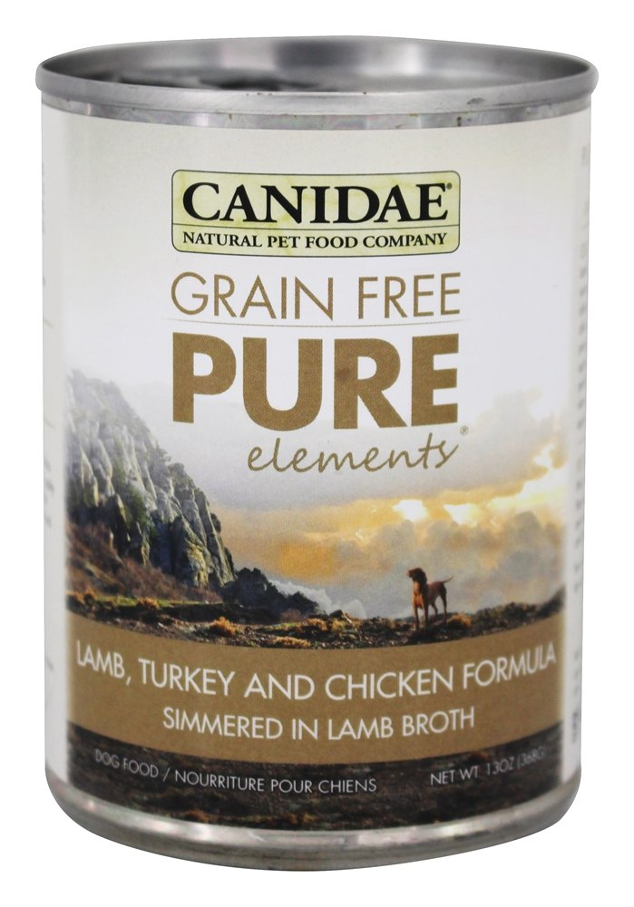 Canidae Pure Elements Canned Dog Food