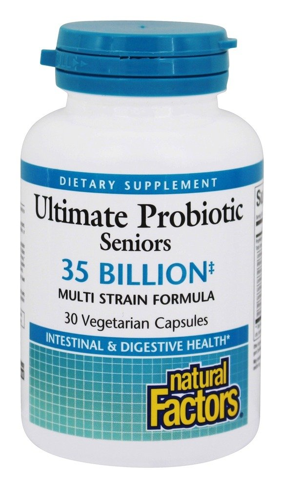 Best probiotic for seniors