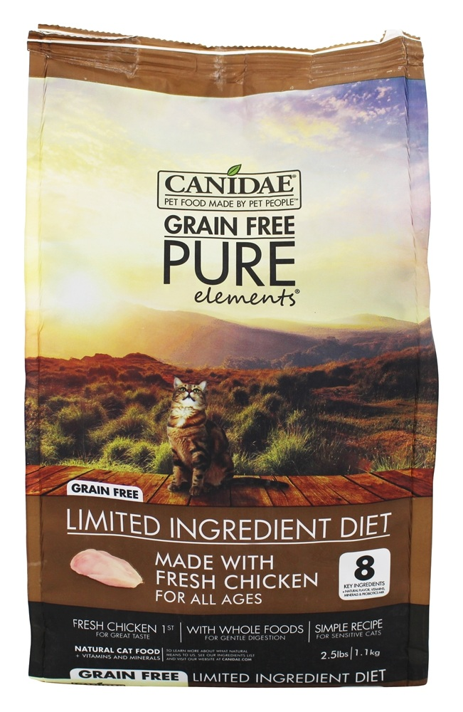 Canidae Pure Elements Dry Cat Food Reviews