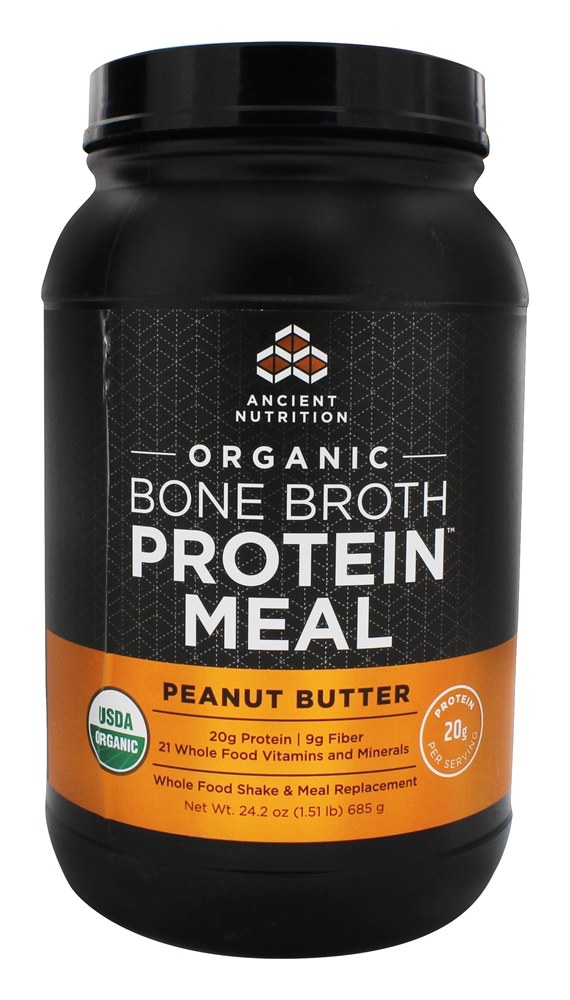 Buy Ancient Nutrition Organic Bone Broth Protein Meal