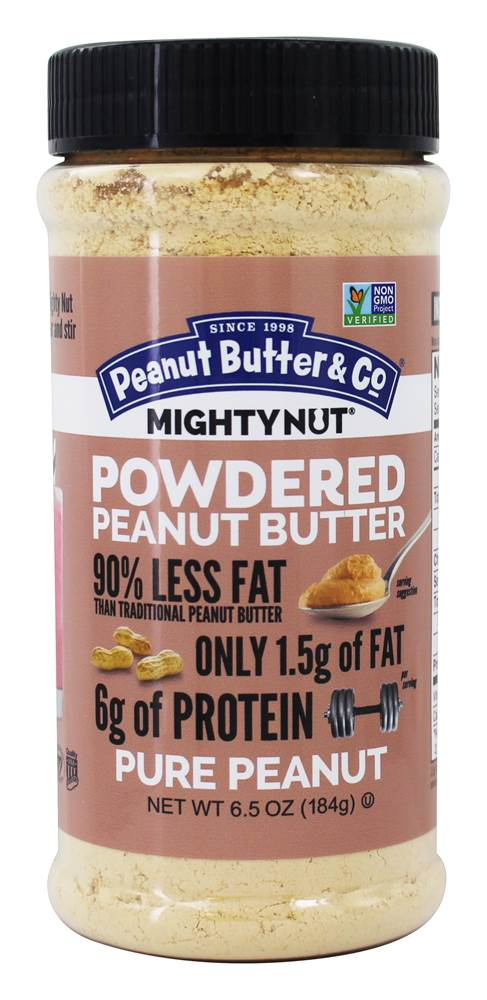 Buy powdered peanut butter