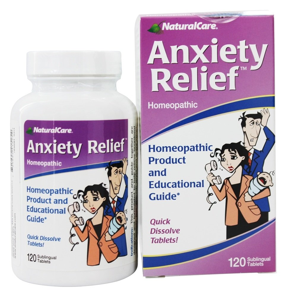 Naturalcare anxiety relief reviews