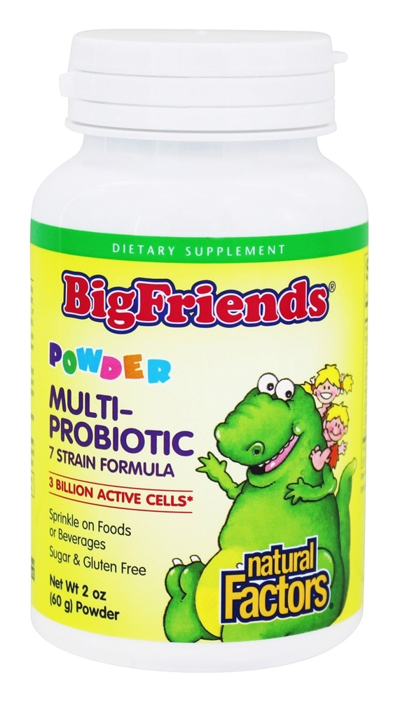 Big Friends Children's Multi-Probiotic Powder - $23.95