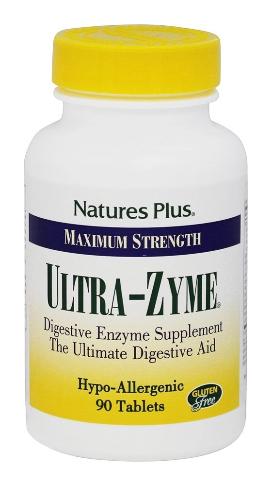 Nature S Plus Ultra Zyme Reviews