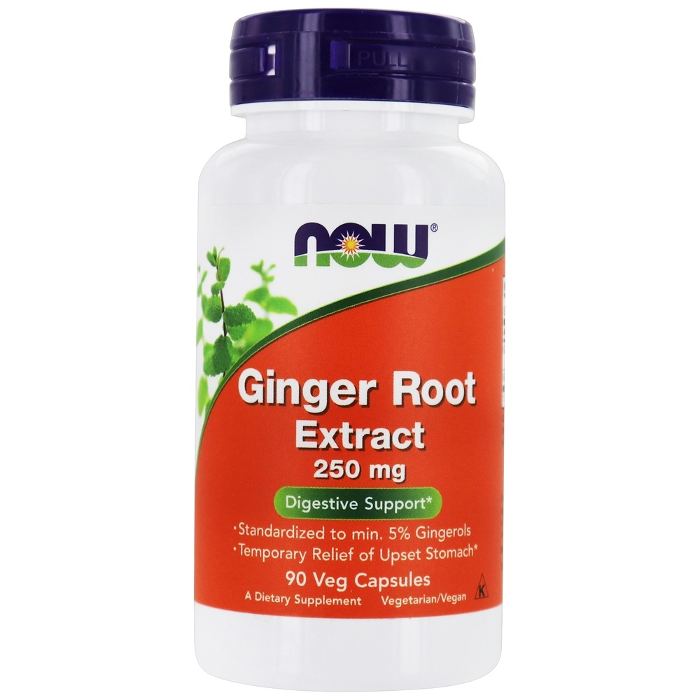 Where to buy ginger capsules