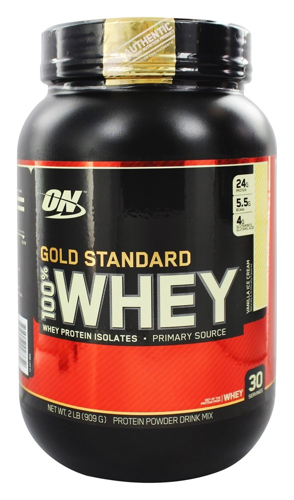 Buy Optimum Nutrition - 100% Whey Gold Standard Protein