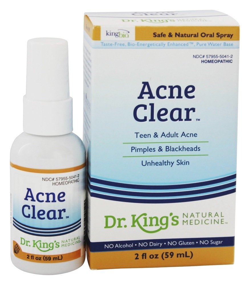 Dr King S Natural Medicine Acne Clear