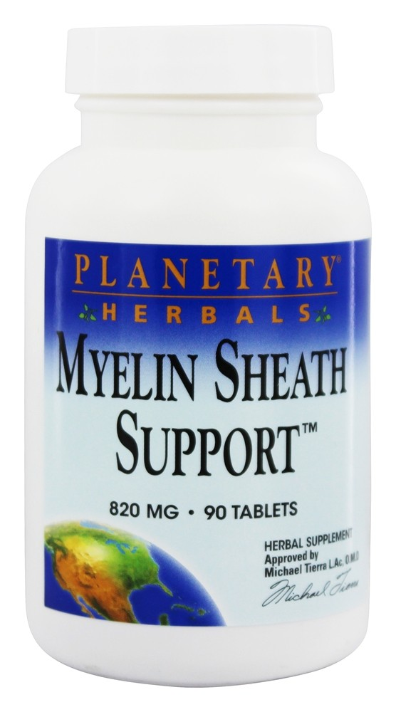 Natural Supplements For Myelin Health