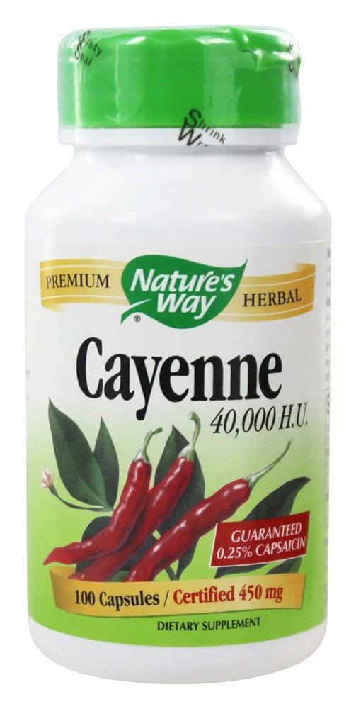 how to take cayenne pepper capsules for weight loss