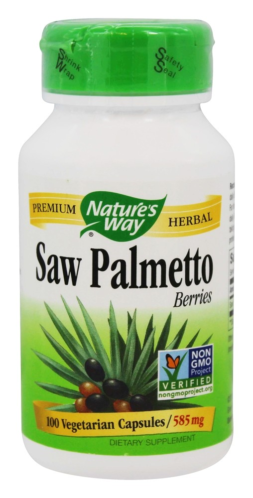 Nature S Way Saw Palmetto Berries Reviews