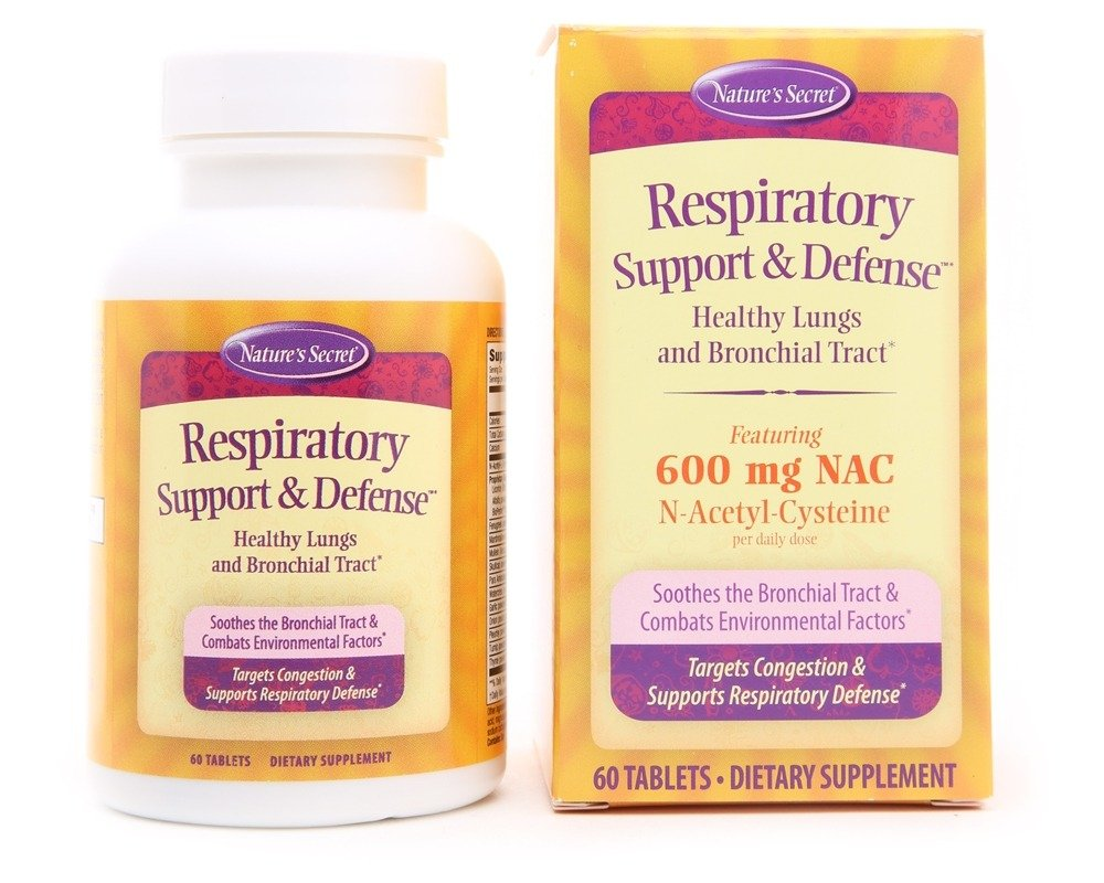Nature S Secret Respiratory Support And Defense