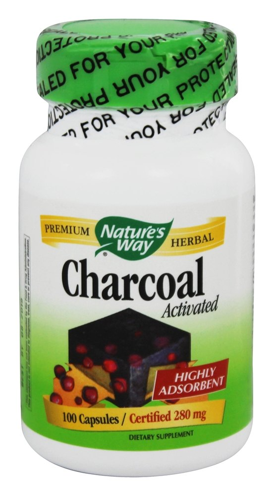 What Source Of Activated Charcoal Is Natures Way