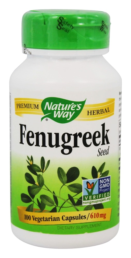 Where To Buy Nature S Way Fenugreek