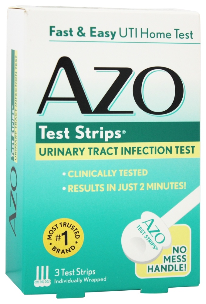 Yeah! What Azo multiple test strips
