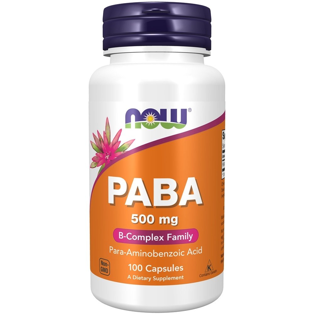 Is paba safe in vitamins