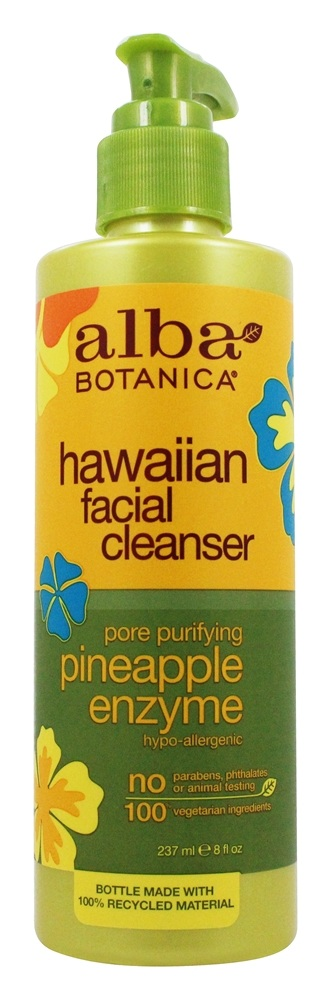 girls-flash-alba-botanica-pineapple-enzyme-facial-cleanser