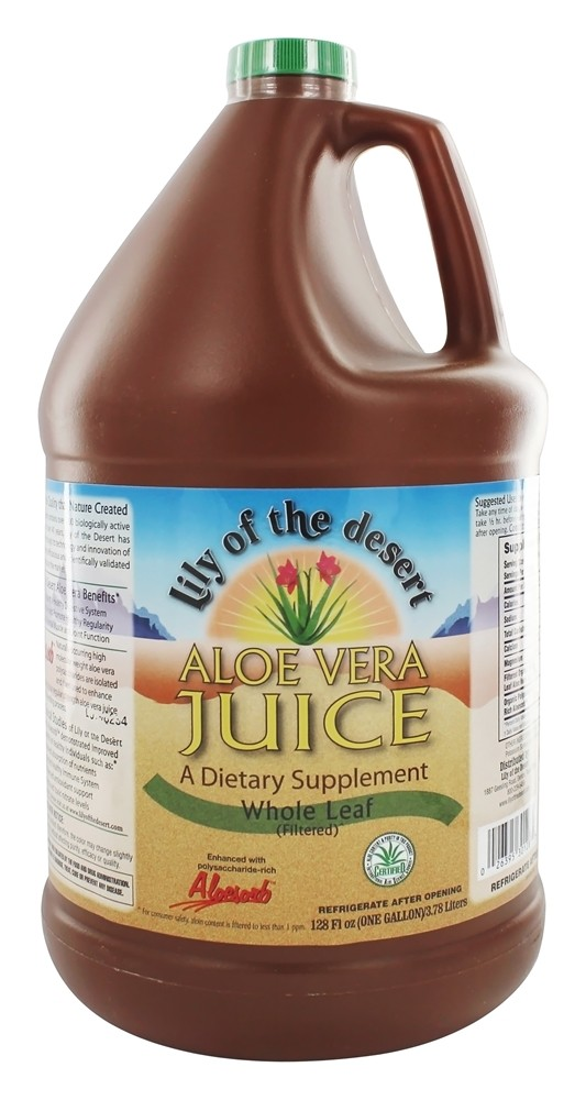 Lily Of The Desert Aloe Vera Juice Whole Foods