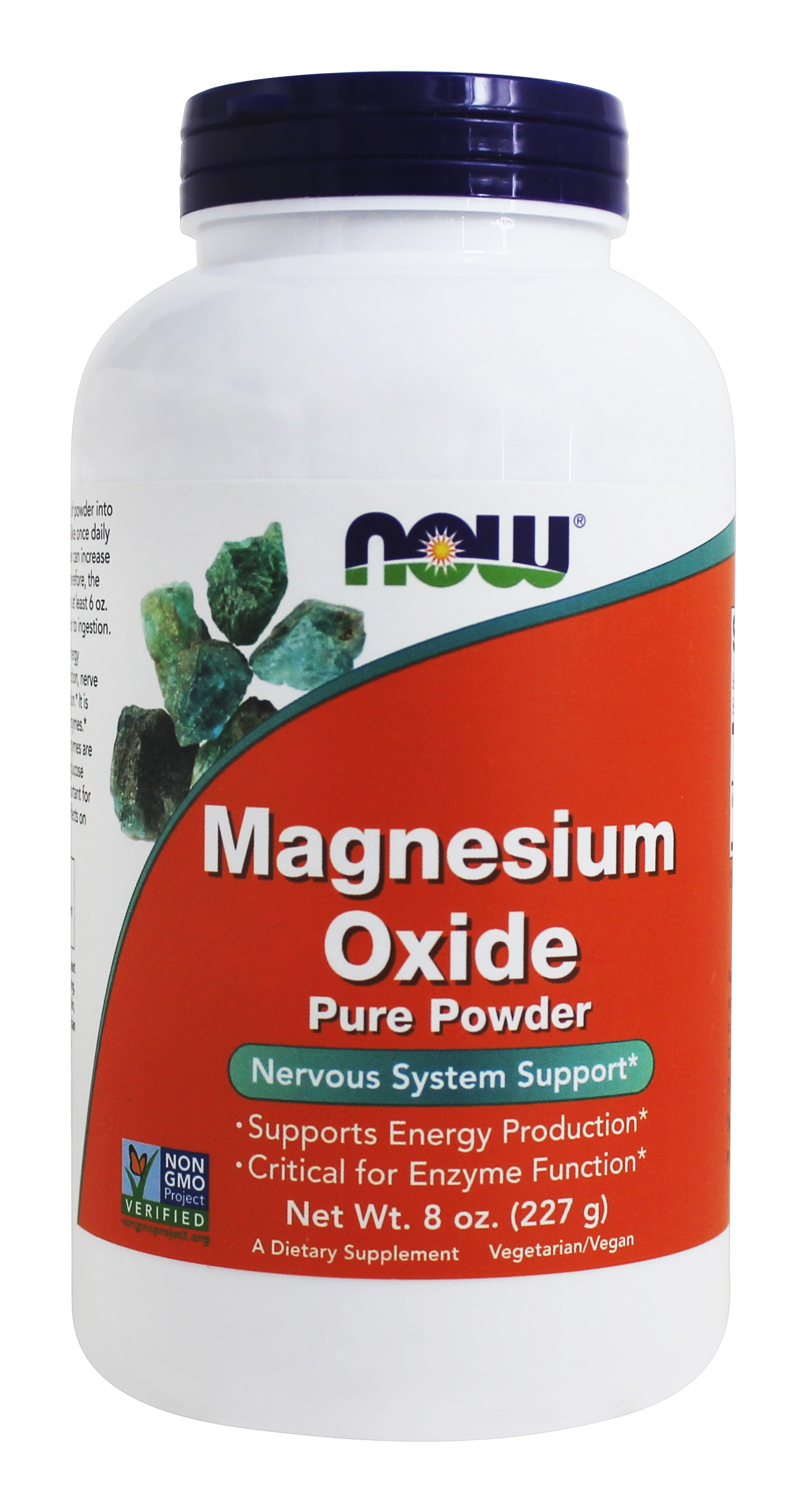 Magnesium Oxide Uses : Buy now foods magnesium oxide powder oz at