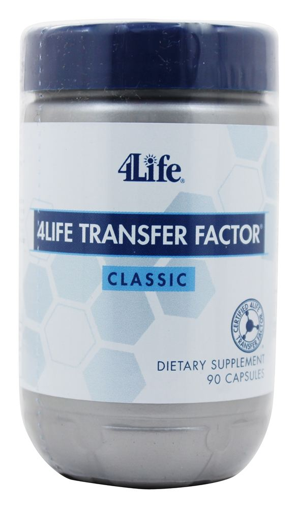 Raise Your Immune System I.Q. with 4life Transfer Factor Plus