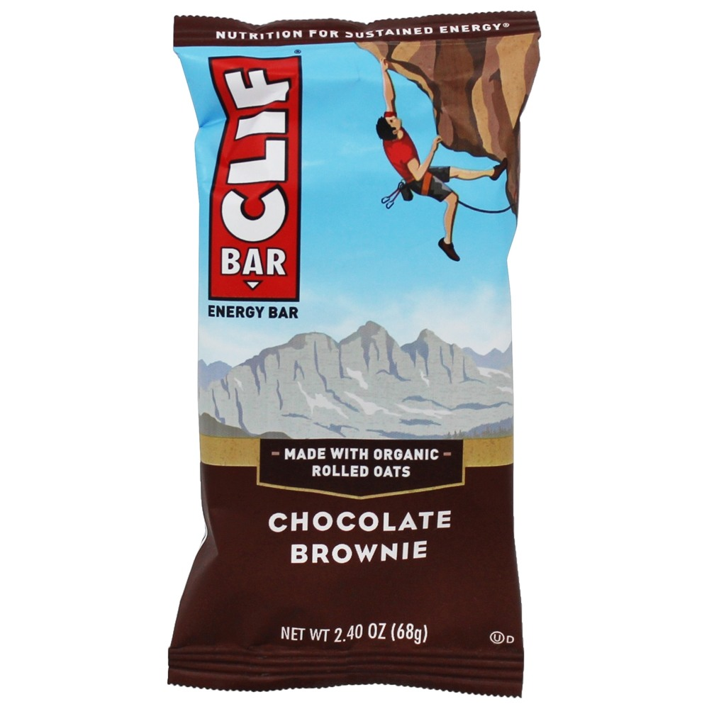 Brownie clif bar