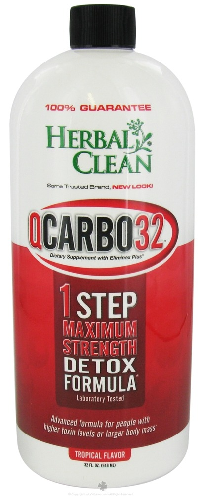 herbal clean qcarbo32 how to video