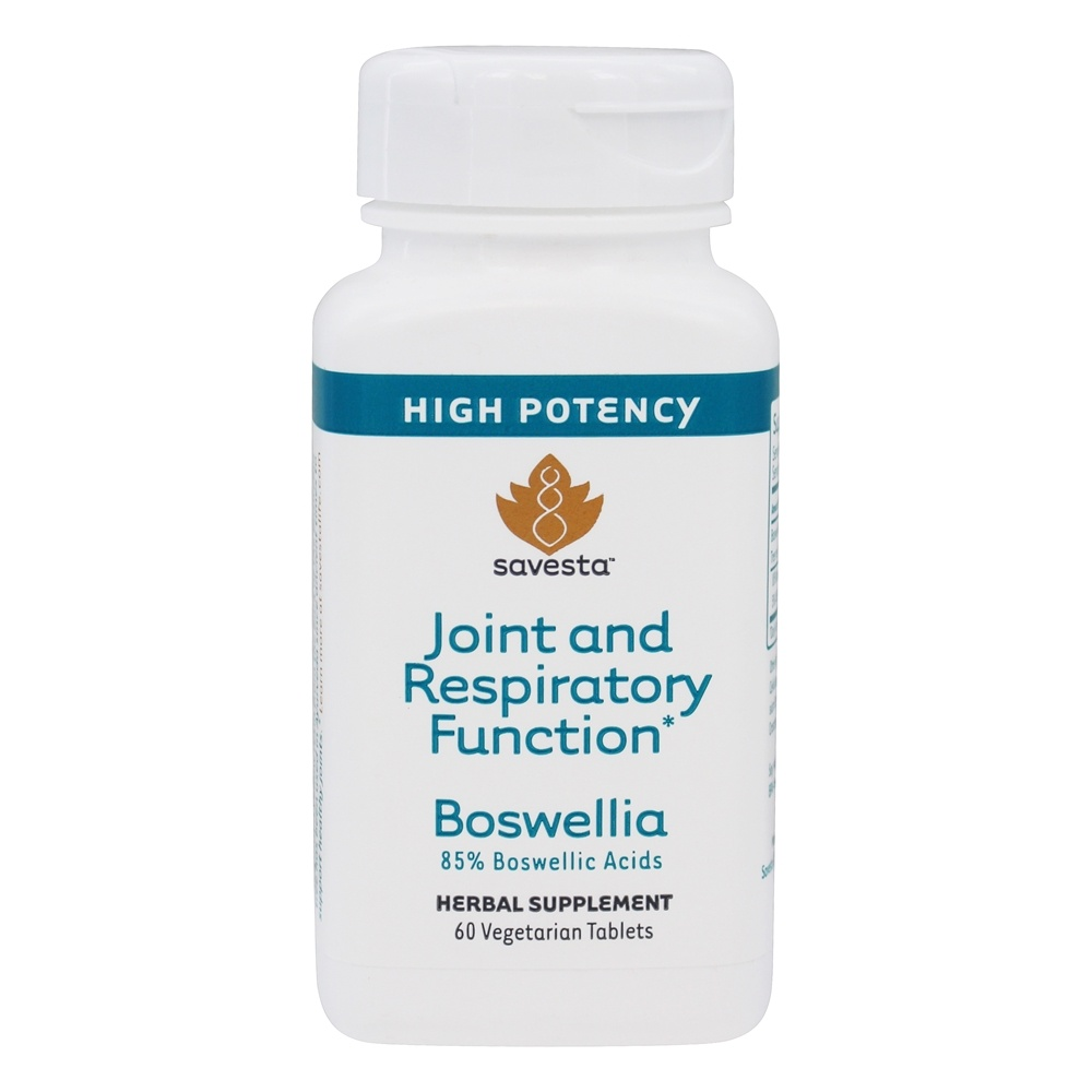 Buy Savesta - Boswellia Joint and Respiratory Function Highest