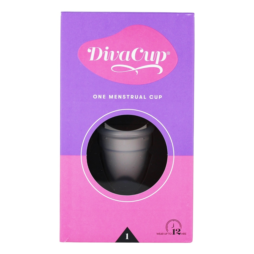 Buy diva international the diva cup new menstrual solution pre childbirth and or under 30 - Diva cup italia ...