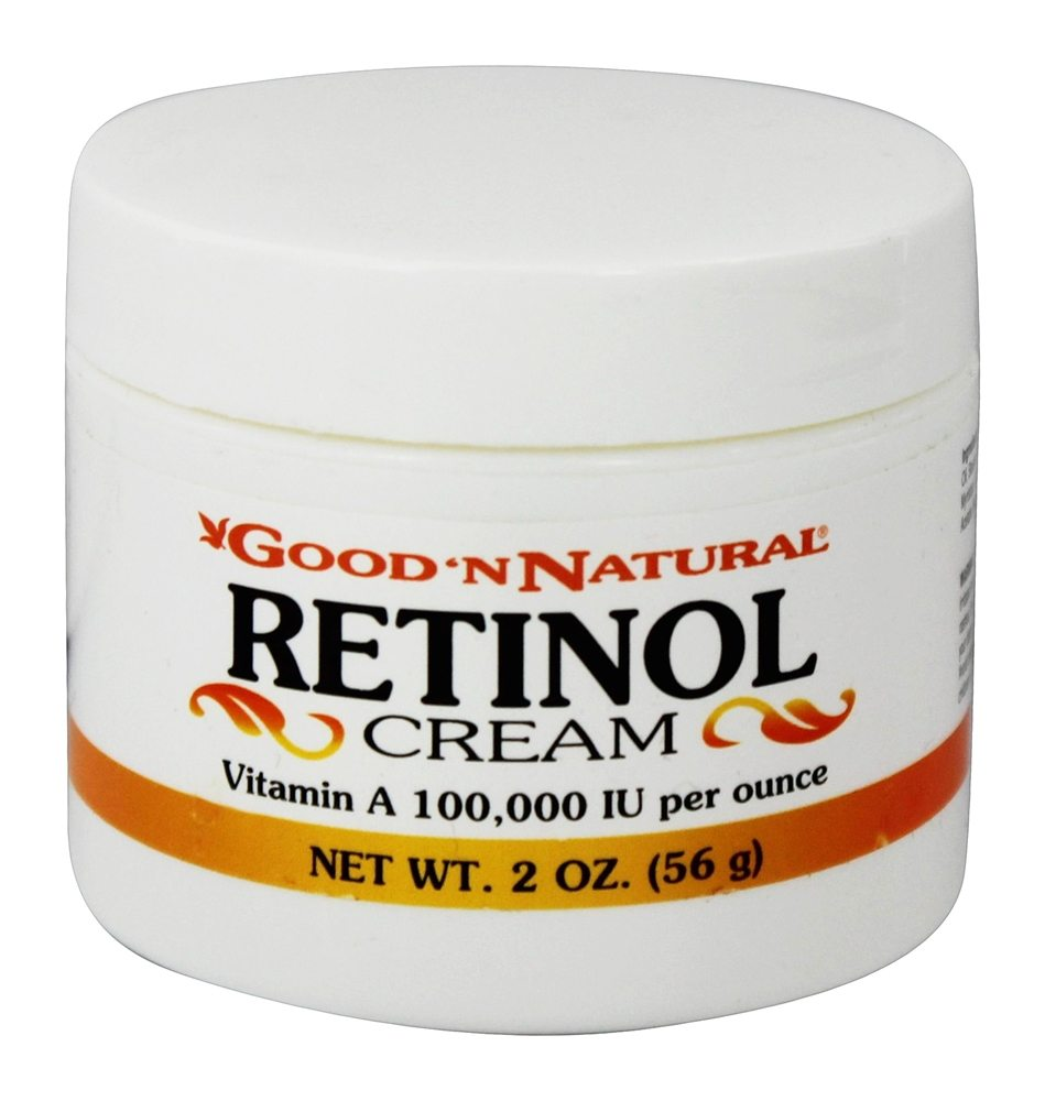 vitamin a and retinol cream
