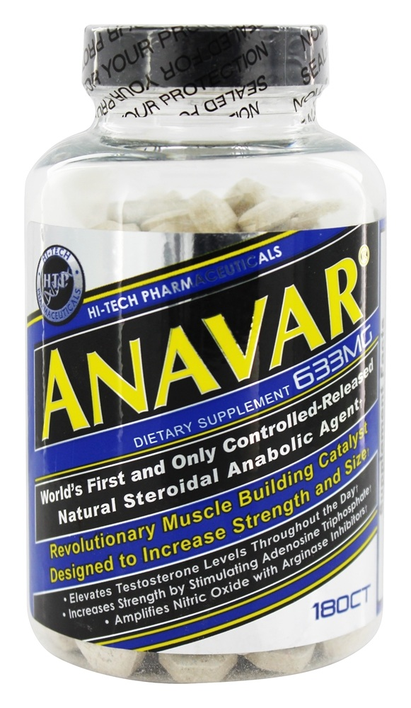 Buy Hi-Tech Pharmaceuticals - Anavar Controlled-Released