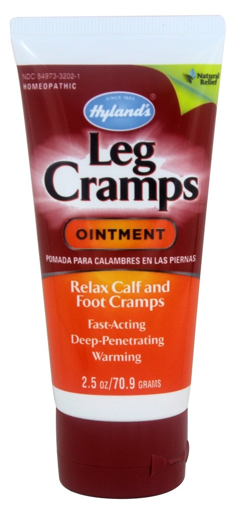 Ointment for leg pain