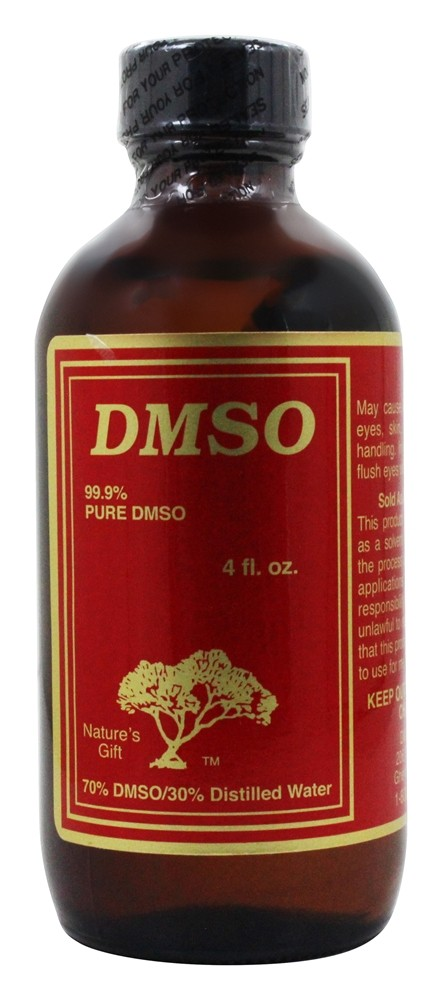 Buy Nature's Gift DMSO - Liquid Unfragranced - 4 fl  oz  at
