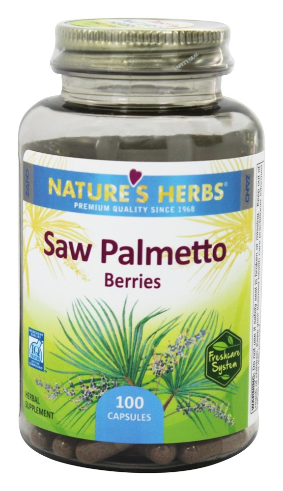 how to buy saw palmetto