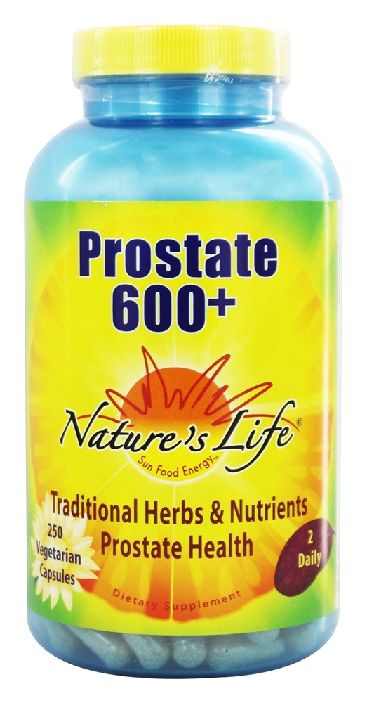 Nature S Life Prostate  Reviews