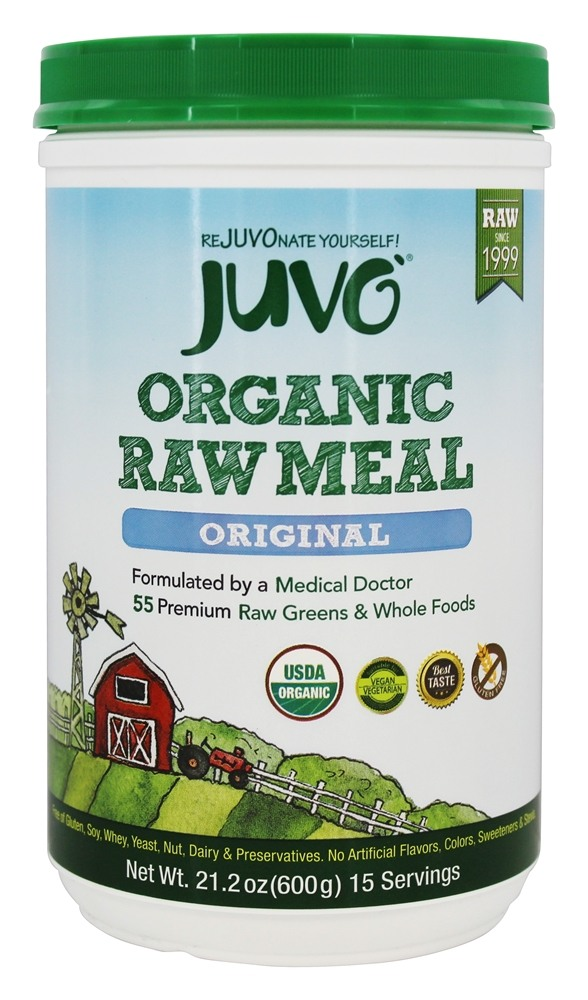 Juvo Natural Raw Meal Reviews