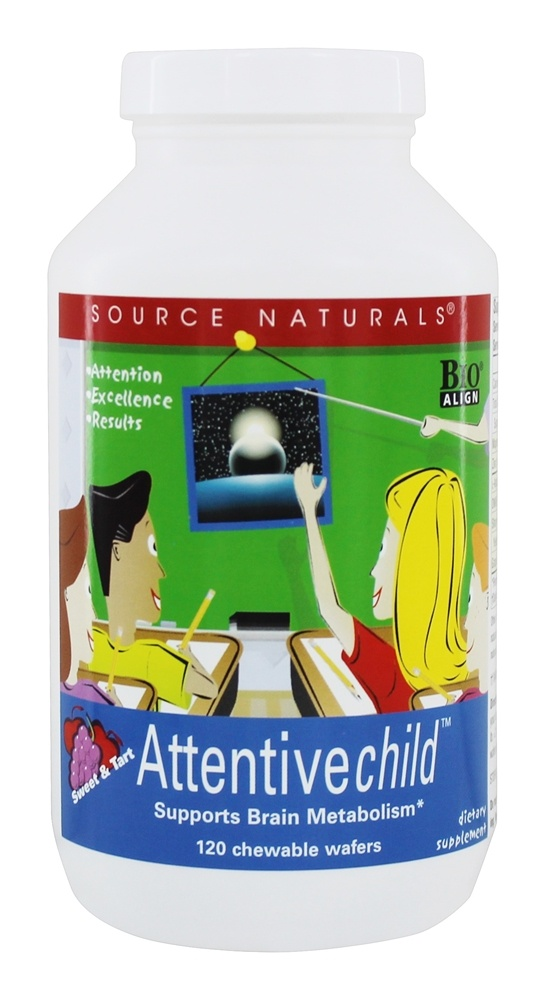 Attentive child vitamins