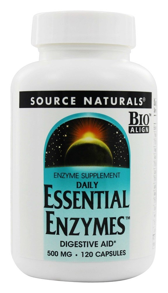 Source Naturals Essential Enzymes Reviews