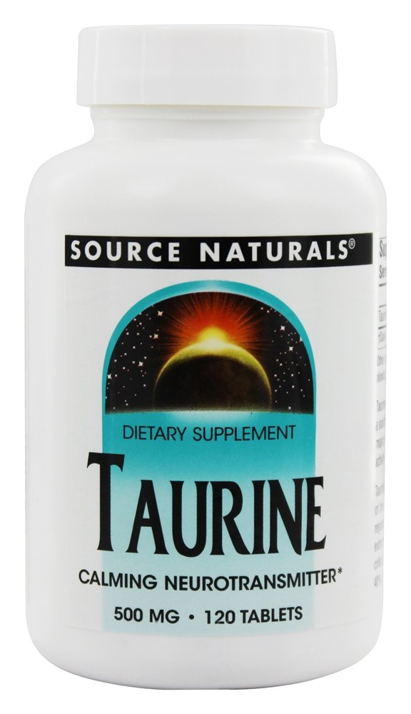 Natural taurine sources