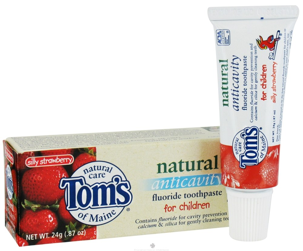 Travel Size Children S Toothpaste