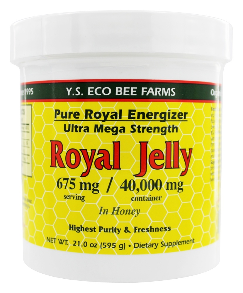 Buy Ys Organic Bee Farms Pure Royal Energizer Royal