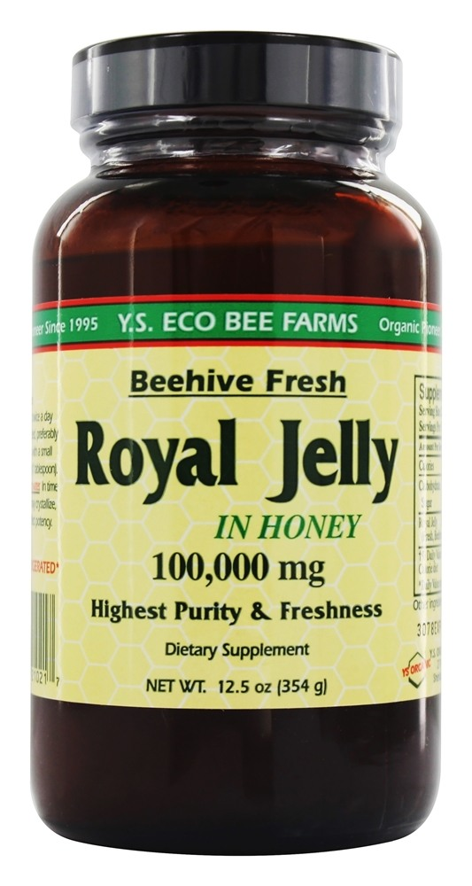 how to take fresh royal jelly