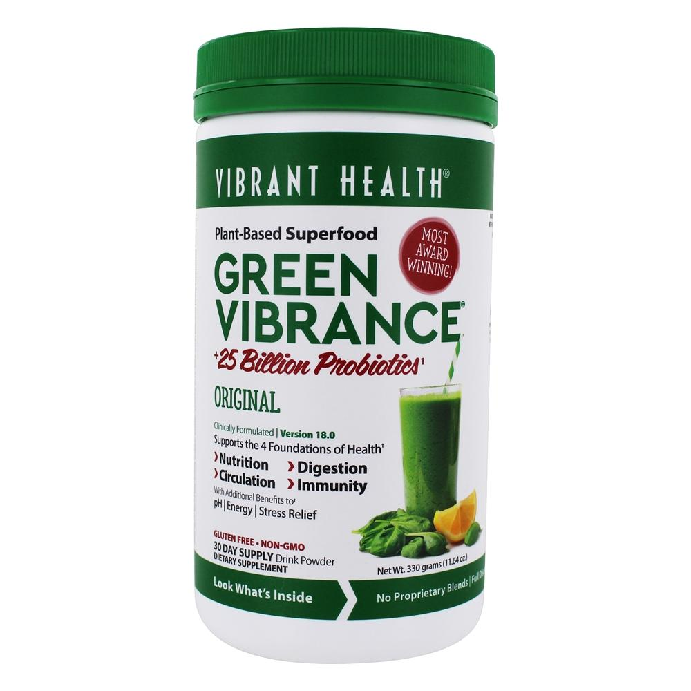 Where to buy green vibrance