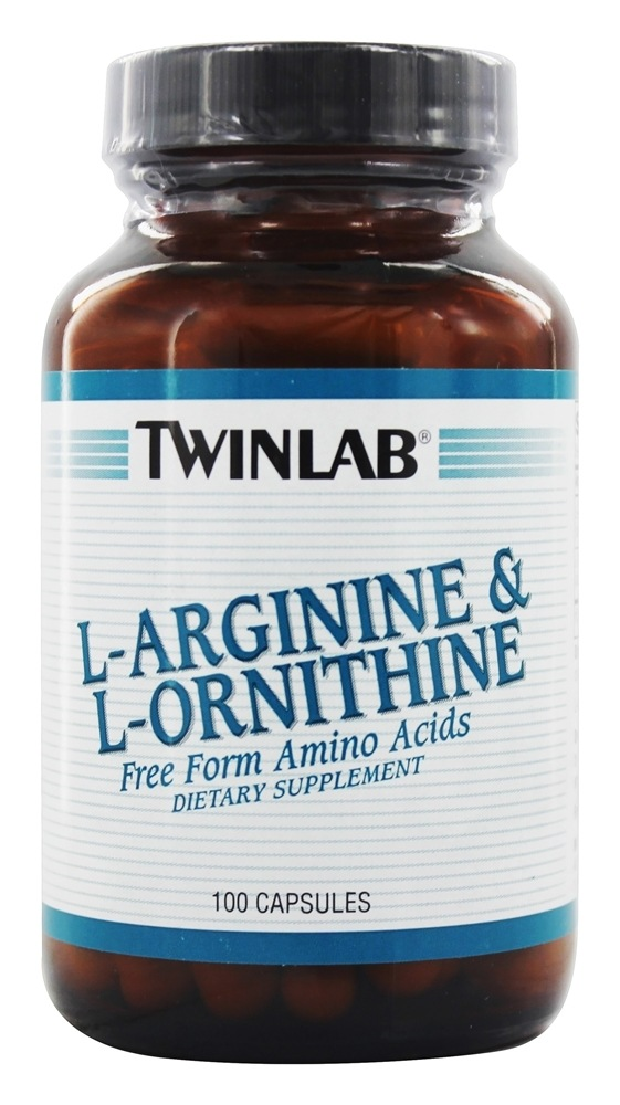 l ornithine supplement buy twinlab l arginine amp l ornithine free form amino 5208
