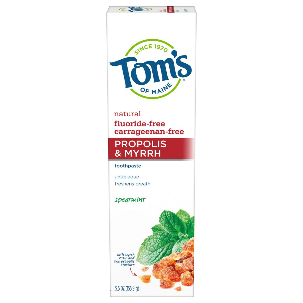 Image Result For All Natural Toothpaste Brands