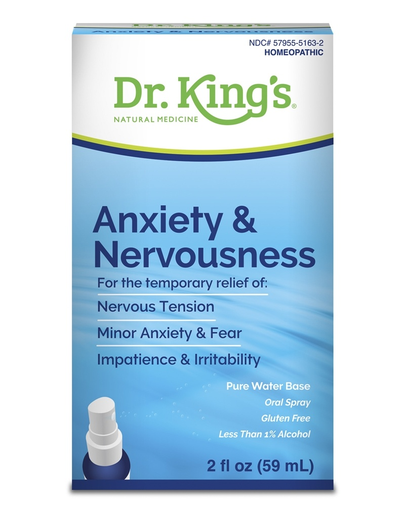 Dr King S Natural Medicine Anxiety And Nervousness Reviews